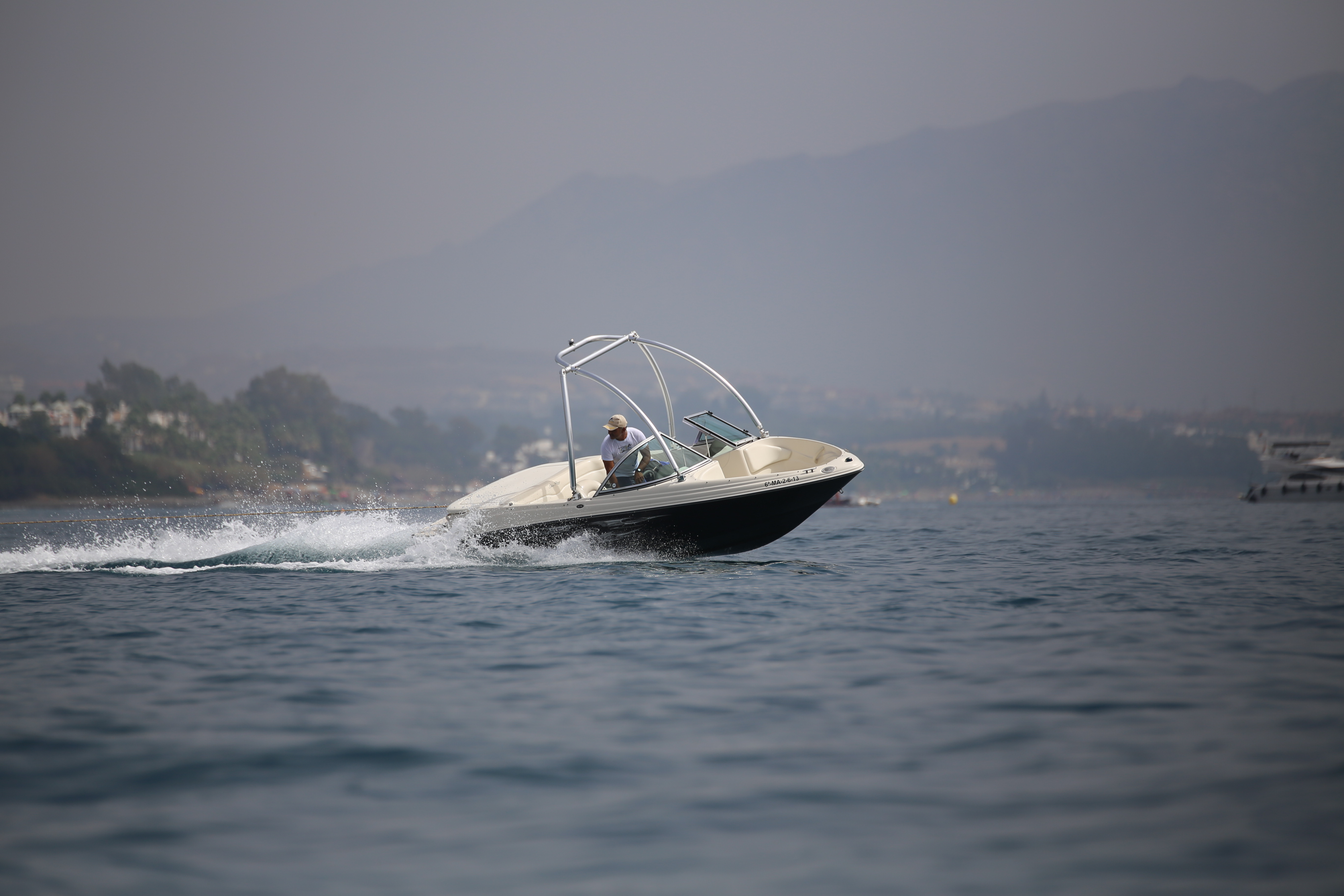 Alquilar barco en Estepona
