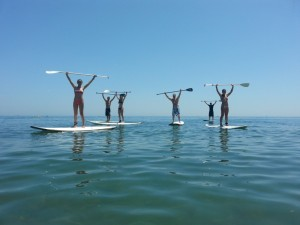 cursos de paddle surf estepona