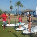 cursos de paddlesurf en estepona