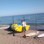 paddel surf en estepona jet and fun