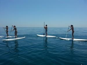 paddle surf en estepona